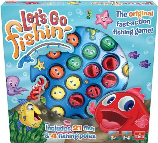 Goliath Hengelspel: Let's Go Fishing Original