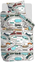 BH KIDS Railways Multi 140x200/220