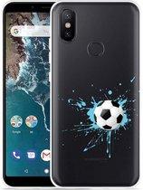 Xiaomi Mi A2 Hoesje Soccer Ball