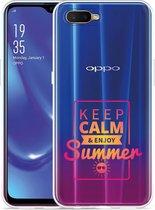 Oppo RX17 Neo Hoesje Summer Time