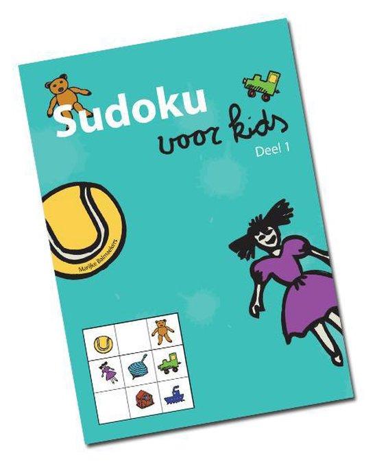 Sudoku voor kids - Deel 1 - none |