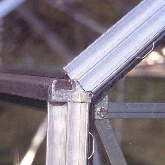 Royal Well Hobbykas Popular Aluminium tuinderglas 106 - Royal Well