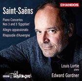 Saint-Saens Piano Concertos 3 & 5 E
