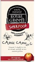 Royal Green - Camu Camu Vitamine C - 120 vegicaps