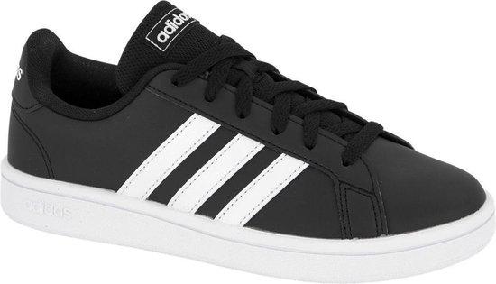 adidas Dames Zwarte Grand Court Base Maat 41 13