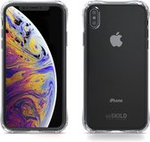 SoSkild Absorb Impact Case Telefoonhoesje Transparant voor iPhone Xs Max
