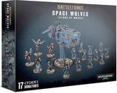 Warhammer 40.000 Space Wolves Battleforce Talons of Morkai