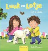 Boek cover Luuk en Lotje - Het is Lente! van Ruth Wielockx (Hardcover)