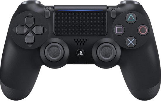 Sony PlayStation 4 Wireless Dualshock 4 V2 Controller - Zwart - PS4 - Sony