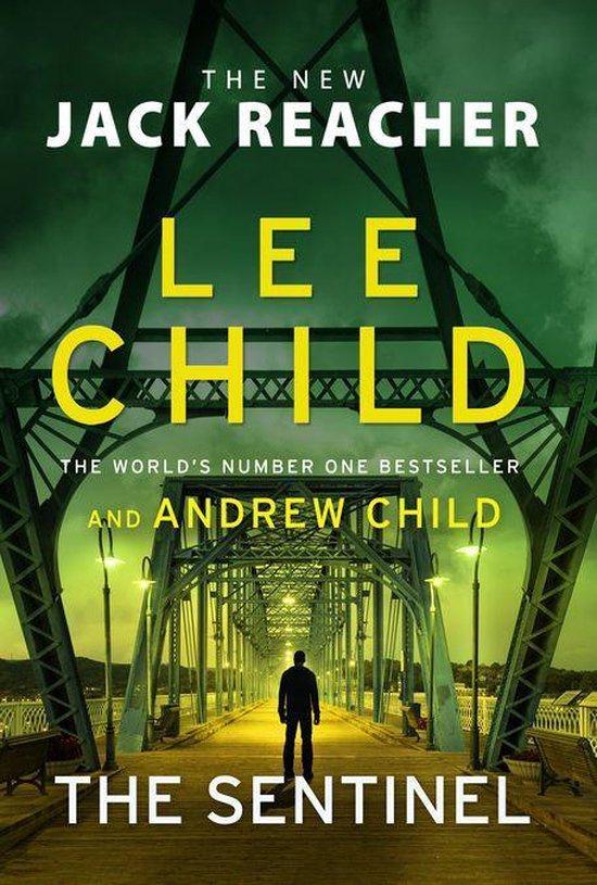 Boek cover The Sentinel van Lee Child (Onbekend)