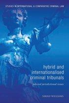 Omslag Hybrid and Internationalised Criminal Tribunals