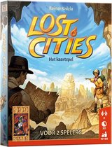 Lost Cities: Het Kaartspel