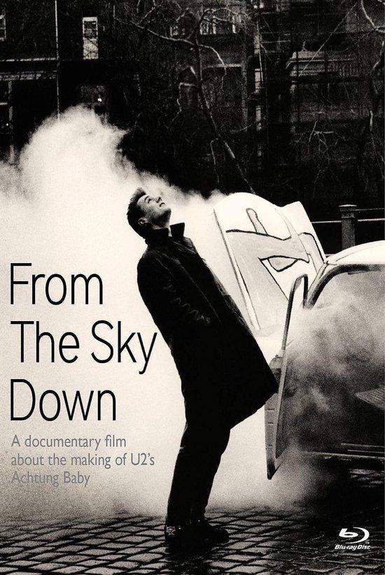 Cover van de film 'U2 - From The Sky Down - A Documentary'