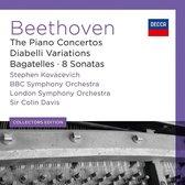 The Piano Concertos (Collectors Edition)