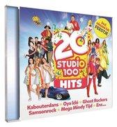 CD cover van Het Beste Van 20 Jaar Studio 100 van various artists