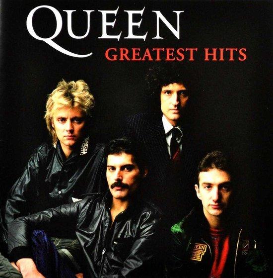 CD cover van Greatest Hits van Queen