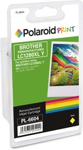 Polaroid inkt voor brother LC1280YL XL
