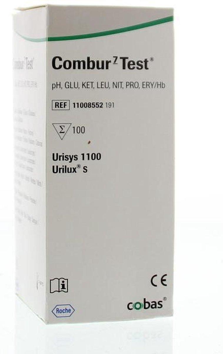 Roche Combur 7 Urinetesten Test Strips - 100 Stuks