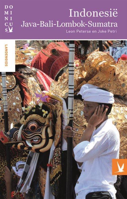 Dominicus landengids - Indonesië Java Bali Lombok Sumatra - Leon Peterse |