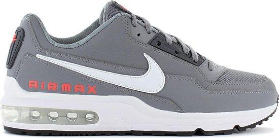 Nike Air Max LTD 3 Heren Sneakers Schoenen Sportschoenen Grijs CK0899 002 Maat EU 40 US 7