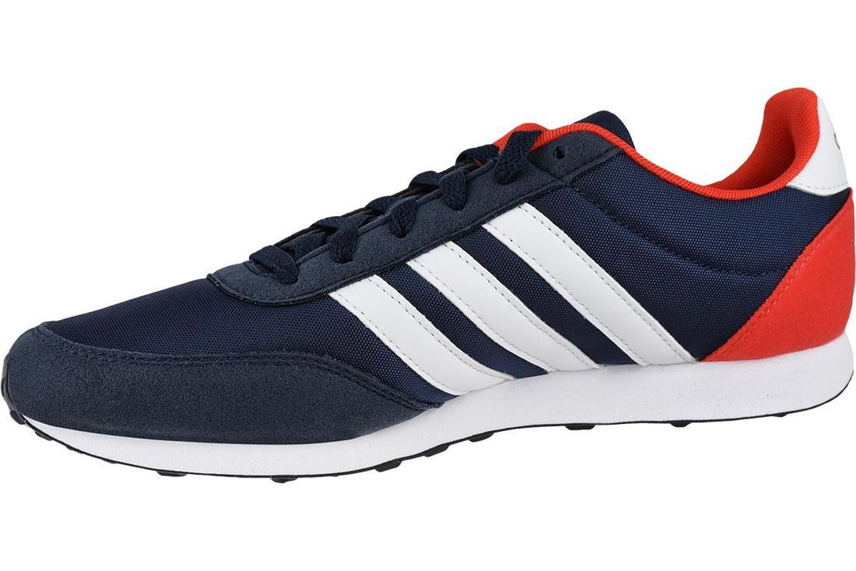adidas V Racer 2.0 EG9914, Mannen, Marineblauw, Sneakers maat: 40 2/3 EU 92WS7