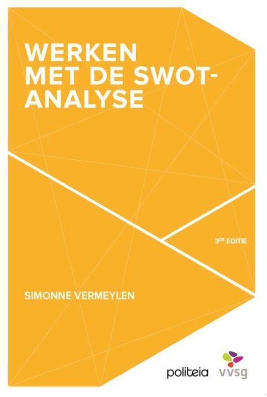 Werken met de SWOT-analyse - Simonne Vermeylen |