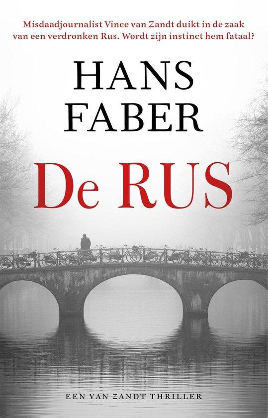 Boek cover De Rus van Hans Faber (Paperback)