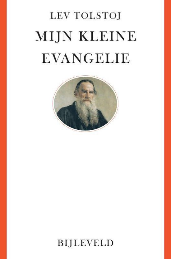 Boek cover Mijn kleine evangelie van Lev Nikolajevitsj Tolstoj (Paperback)