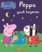 Big Balloon Peppa Pig gaat logeren. 3+
