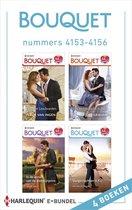 Bouquet - Bouquet e-bundel nummers 4153 - 4156