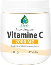 SoLMAG Vitamine C Poeder 2000mg - 500 g
