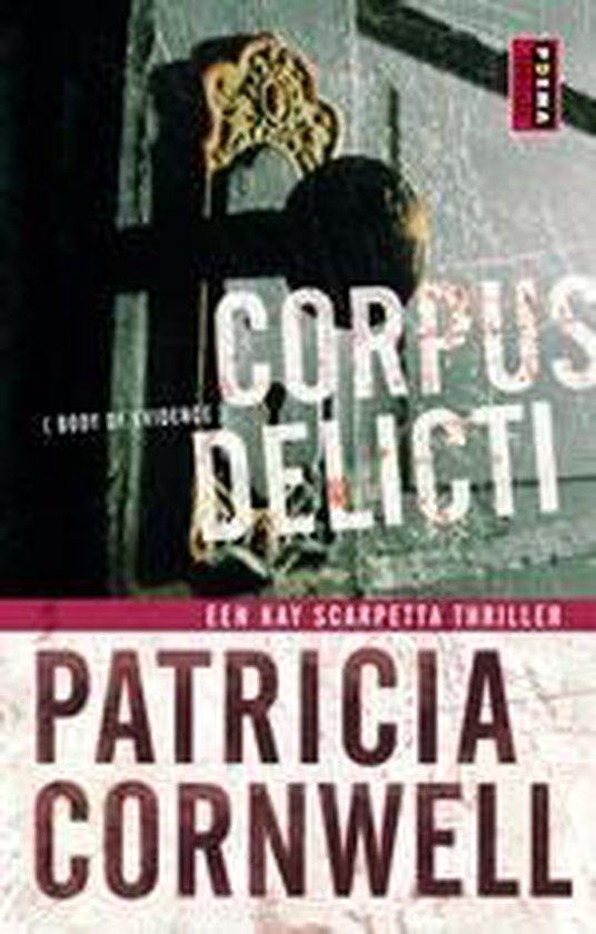 Corpus Delicti - Patricia Cornwell |