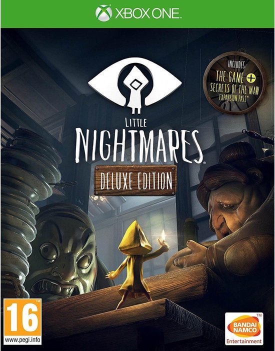 BANDAI NAMCO Entertainment Little Nightmares Deluxe Edition Engels Xbox One