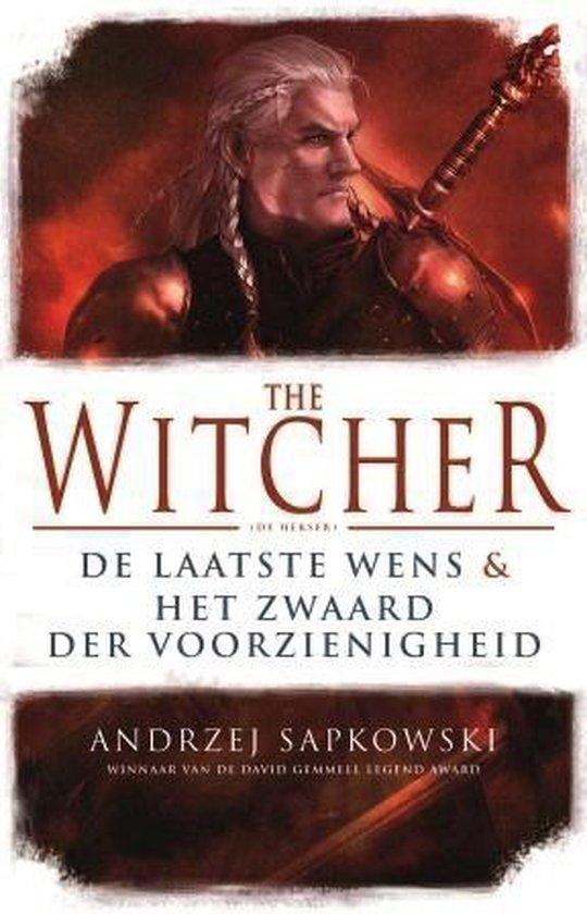 Boek cover The Witcher - De laatste wens en Het zwaard der voorzienigheid van Andrzej Sapkowski (Paperback)