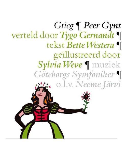 Afbeelding van Peer Gynt + CD