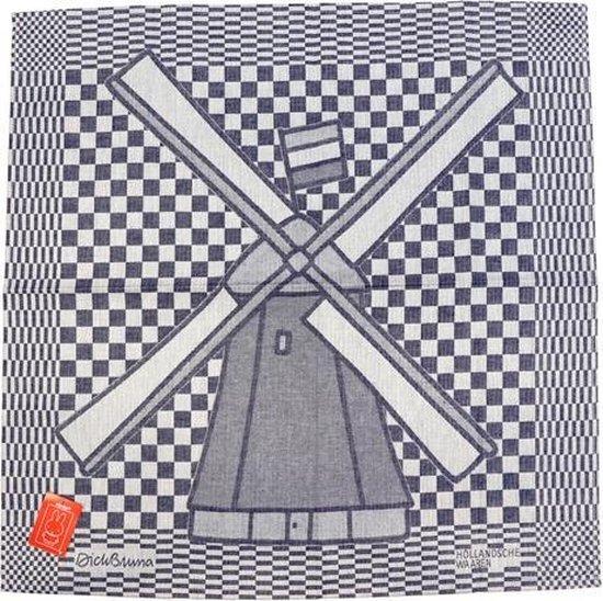 Theedoek Dick Bruna, Hollandse Molen 65x65 cm 100% katoen