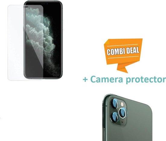 ShieldCase Tempered Glass Screenprotector + camera glass iPhone 11 Pro Max