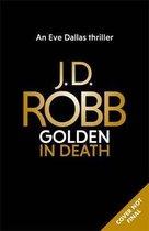 Omslag Golden In Death An Eve Dallas thriller Book 50
