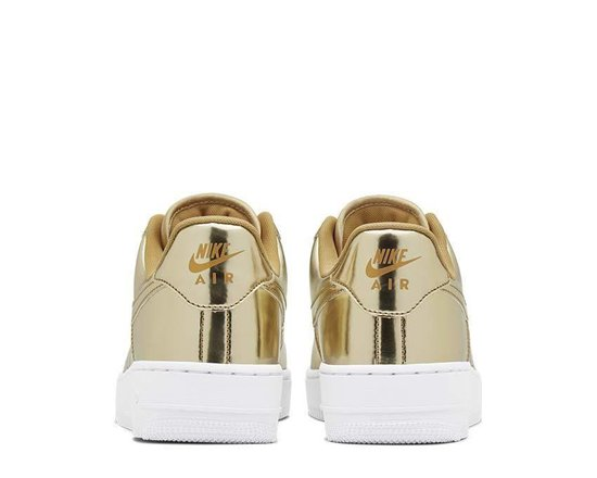   Nike WMNS Air Force 1 SP 'GOLD' Dames Sneaker