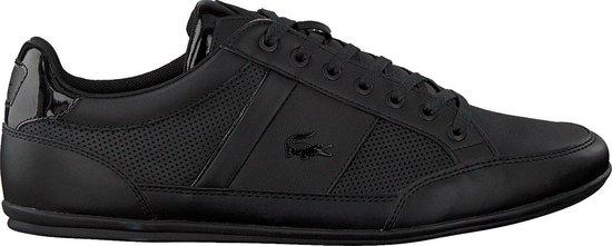 Lacoste Chaymon 120 3 CMA Heren Sneakers - Zwart - Maat 42