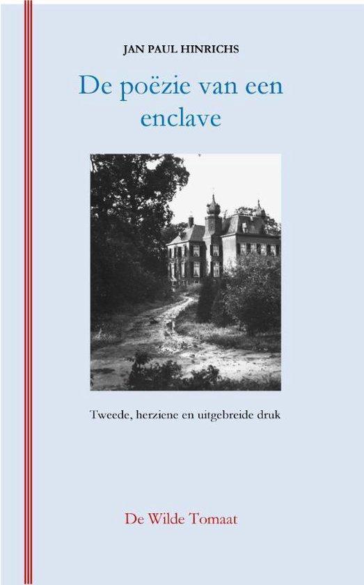 De poëzie van een enclave - Jan Paul Hinrichs  