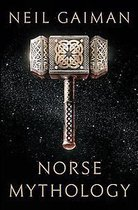 Boek cover Norse Mythology van Neil Gaiman (Hardcover)
