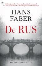 Boek cover De Rus van Hans Faber