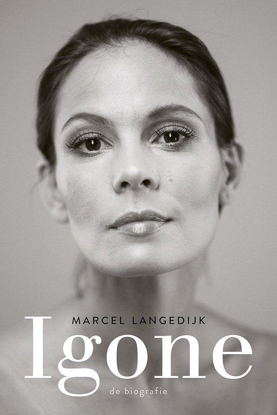 Boek cover Igone van Marcel Langedijk (Paperback)