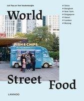 Boek cover World Street Food van Tom Vandenberghe (Paperback)