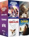 Ready Player One + Gremlins + Les Goonies + Le Géant de fer - Coffret 4 DVD