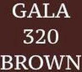Gala Mahonie 320 Shoe Cream - One size