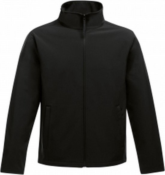 Professional Softshell Jackets Black