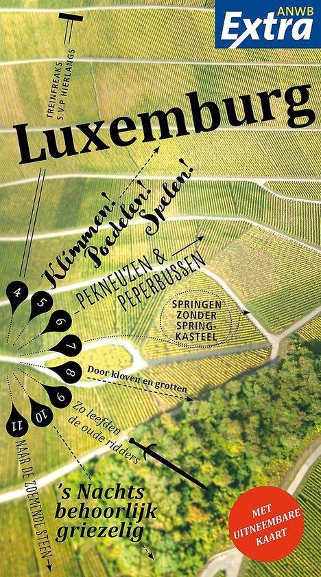 ANWB Extra - Extra Luxemburg - Reinhard Tiburzy |