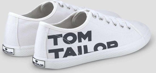 Tom Tailor sneakers laag Donkerblauw-39